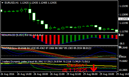 Trend Dynamic Index Forex Scalping Strategy